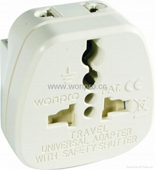 Wonpro DB type All in One European Universal Travel Adapter