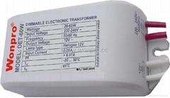 鹵素燈電子變壓器