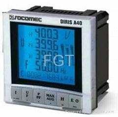 溯高美 智能電表 DIRIS A40