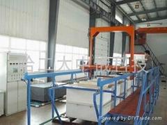 铝镁钛合金表面微弧氧化工艺及生产线