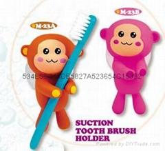 浴室系列毛巾挂鉤和牙刷架