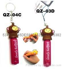 猴子折疊圓珠筆