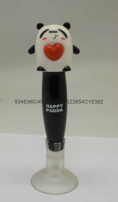 熊猫心跳圆珠笔 1