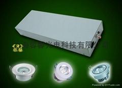 LED筒灯应急电源 一体化外壳