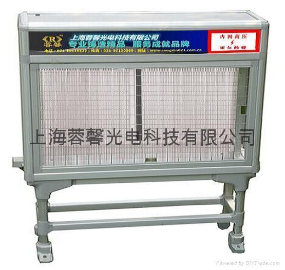 室外滅蚊燈 戶外防水全自動 3