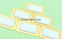 光纤激光器吸附剂盖板