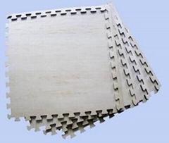 vinyl flooring mat