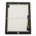 iPad 3 Touch Panel Digitizer Black 2