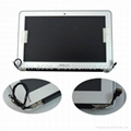 Macbook Air A1370 2011 LCD Assembly Top Half