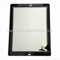 iPad 2 Touch Panel Assembly White