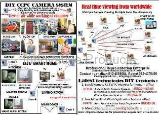Live Video Surveillance, Conference System and Intercom 1