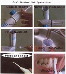 Dental Water Jet Oral Irrigator