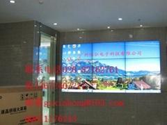 信弘液晶拼接屏广泛应用于  系统