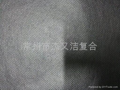 供應塗銀無紡布 1