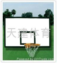 鋼化玻璃籃球板 3