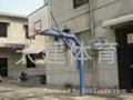 埋地式籃球架 3