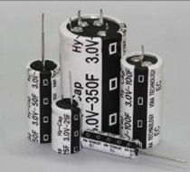 High temperature 85 degree super capacitor for automobile driving recorder