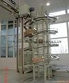 Spordal conveyor