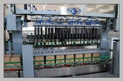 Belt round conveyor