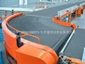 Belt round conveyor