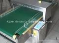 Metal examination conveyer