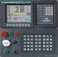 CNC Controller for Lathe&Turning Center (GREAT-150ITD)
