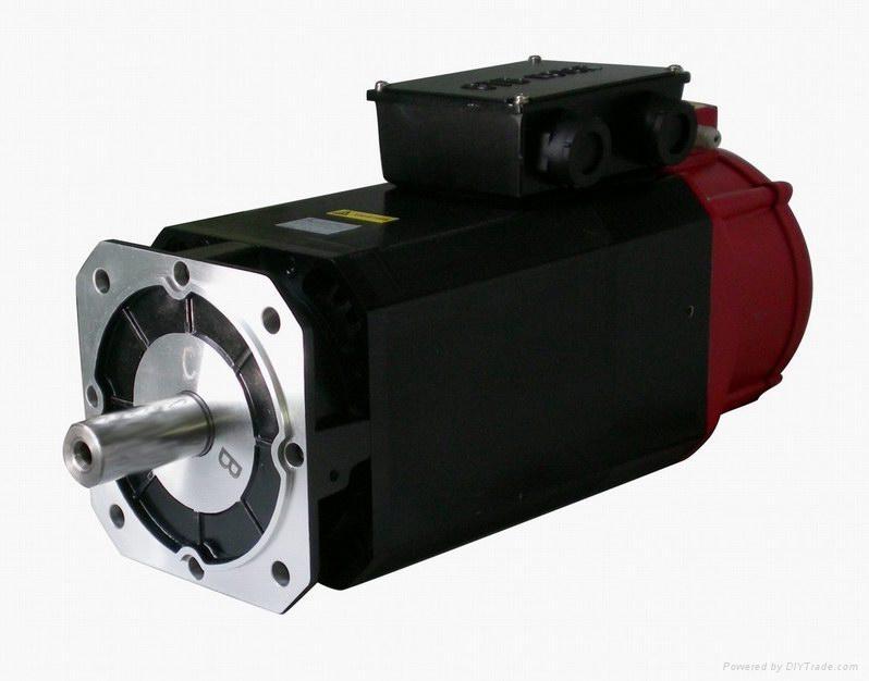 Spindle Servo Motor Ctb Series Ctb Series Soteng Cnc