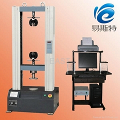 microcomputer controlled electron Universal Testing Machine