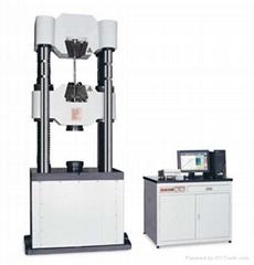 microcomputer controlled electro-hydraulic servo Universal Testing Machine