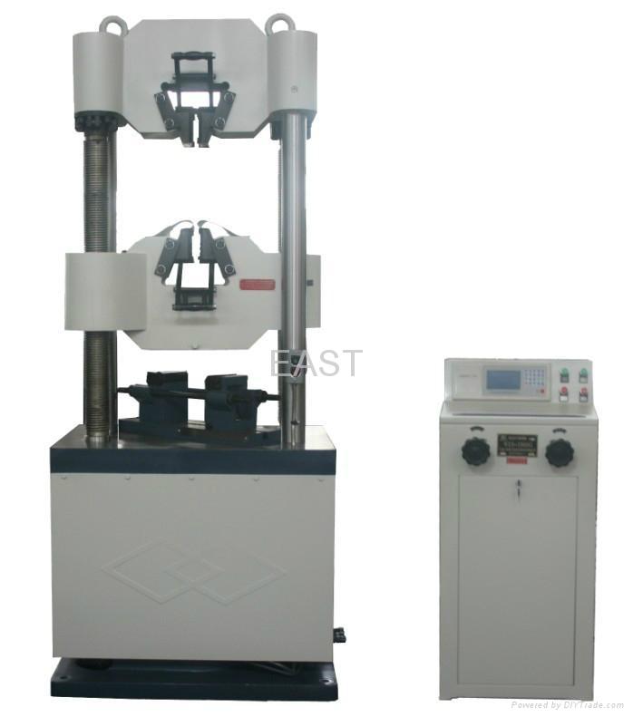 Electronics Test Equipment Supply : Lcd universal testing machine wes b jingyuan