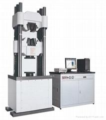 computer hydraulic universal testing machine