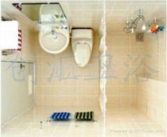 整体浴室防水盘
