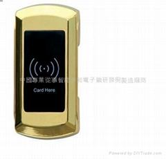IC卡电子桑拿锁 感应卡储物柜锁 电子员工柜锁