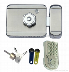 Password  electric security motor lock for property safe KP11- LY1202