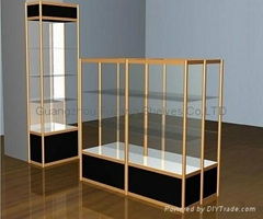 display shelf/aluminium shelves