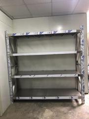304 racks stainless steel shelves