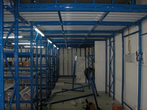 Multi-tier shelf 3