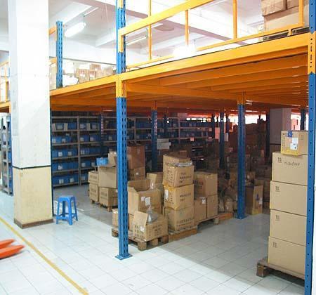 Multi-tier shelf 4