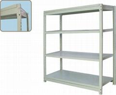 Light Medium shelves