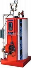 管流式蒸汽锅炉燃烧器