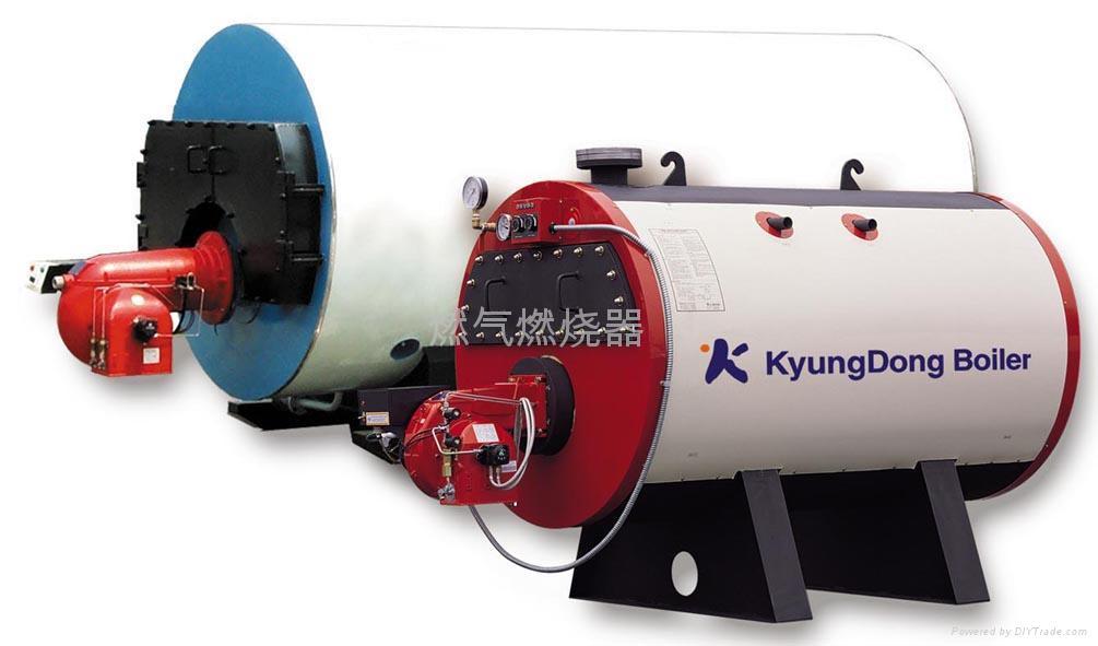 管流式蒸汽锅炉燃烧器 2