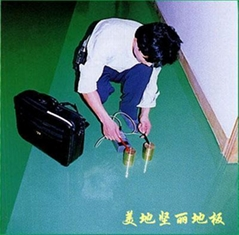 環氧靜電地板漆