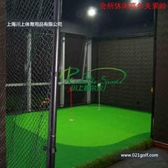 上海高爾夫果嶺,別墅高爾夫果嶺,高爾夫果嶺工程設計