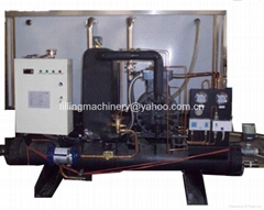 Water Cooling Tank and Chiller