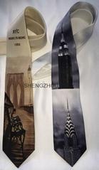 High quality stylish man's print necktie