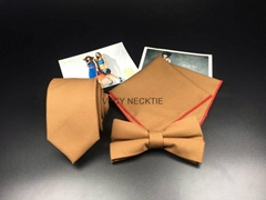 100%cotton soft neckties