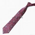 crystal necktie red neckties to match shirts in china