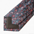 Classic Men's Neckties Woven Jacquard Neck Ties Set