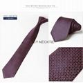 Classical neckwear polyester neckties