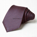 Classical neckwear polyester neckties from china